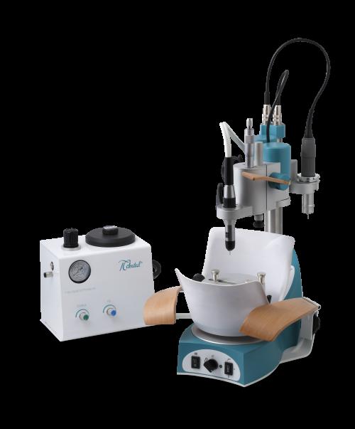 ORTHOFLEX vizes Frézgép állítható karfával