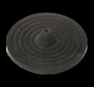 Gumi öntőgyűrű talp
